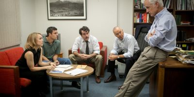 Spotlight is among the Oscar-winning films to have had Chinese investment in recent years | RADII China