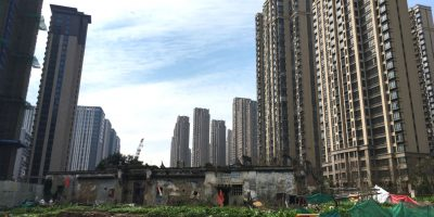 chinese superblock urbanization corbusier