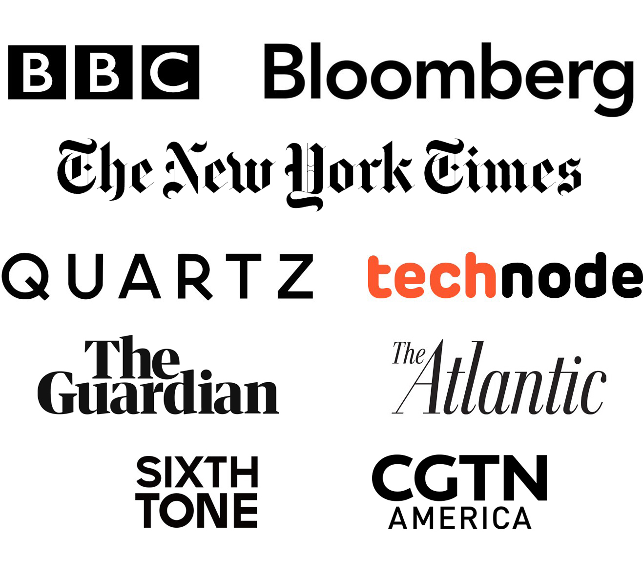 RADII has been cited in The New York Times, Quartz, The Guardian, the BBC, and more | RADII China
