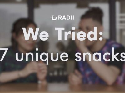 we tried chinese snacks oreos quail eggs munchies