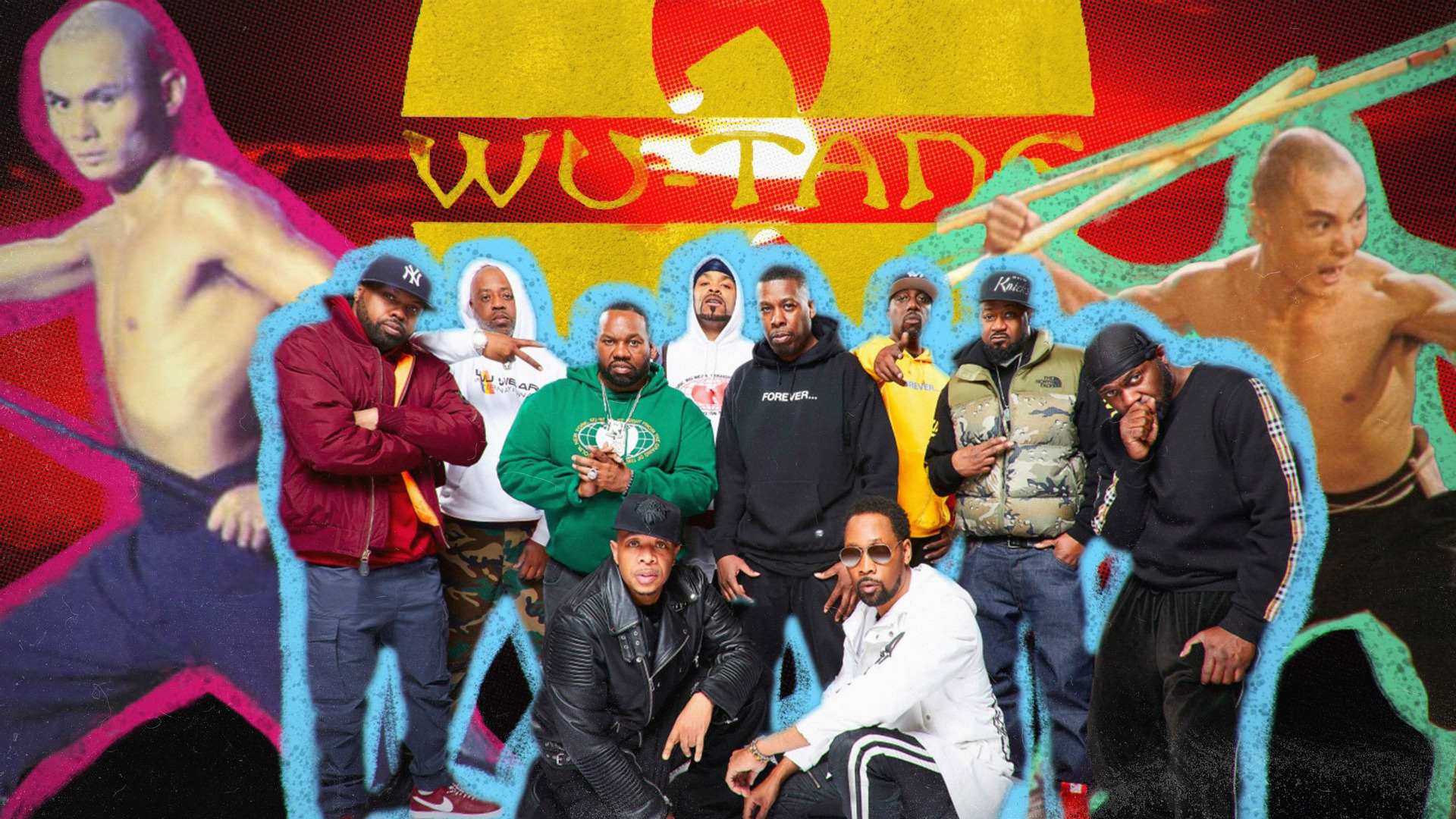Wu-Tang Slang: An Abridged Glossary of Hip Hop's Most Iconic