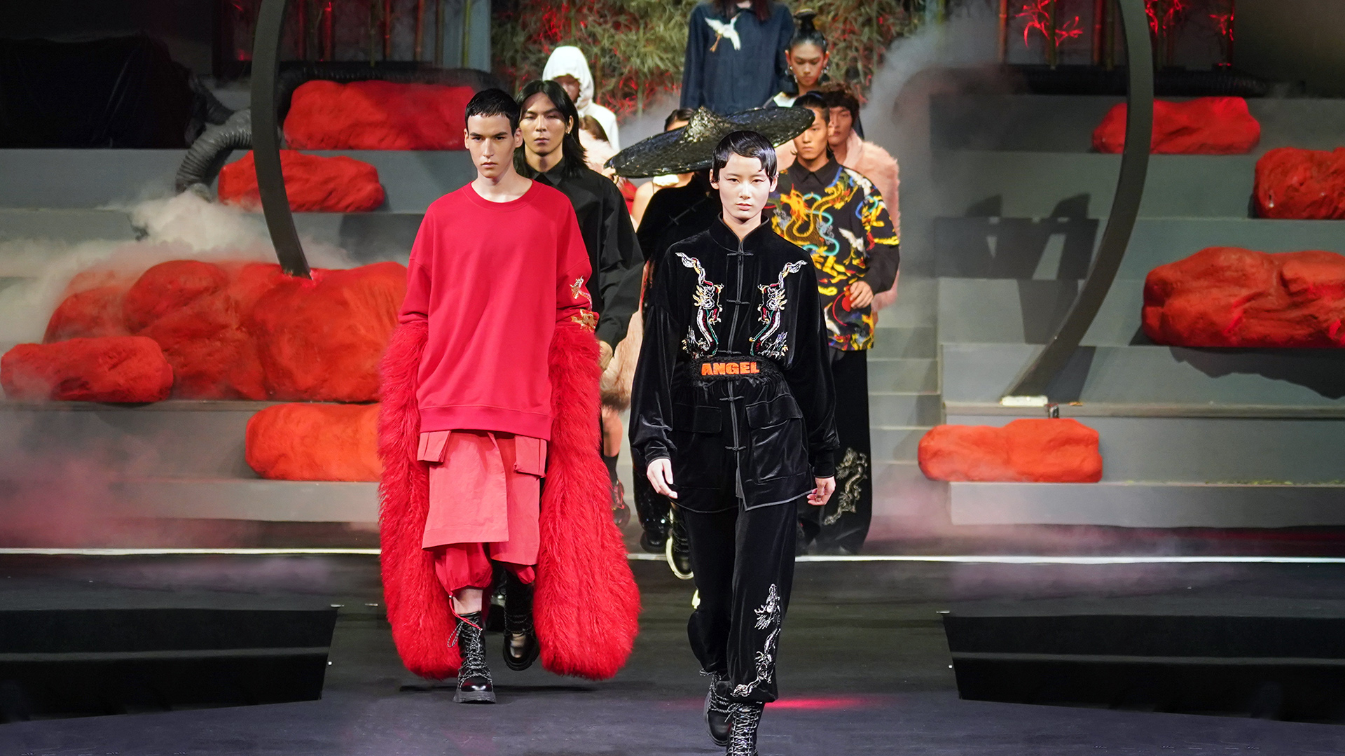 Angel Chen S Loud Free Spirited Fashion Garners Global Recognition