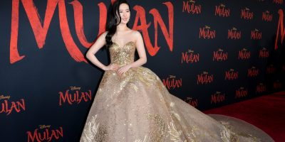 mulan premiere hollywood disney liu yifei china