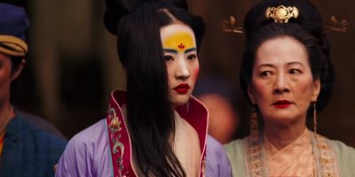 Mulan Release China Netizens Radii China