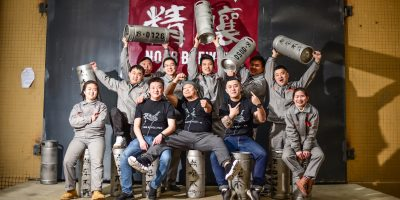 18合影 wuhan no. 18 brewery group